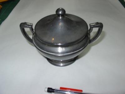 Sugar Bowl: Silver