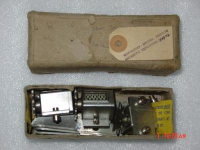 Meter: Mechanical