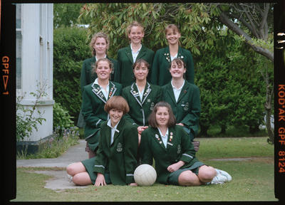 Negative: St Margaret's Sports Team 1990