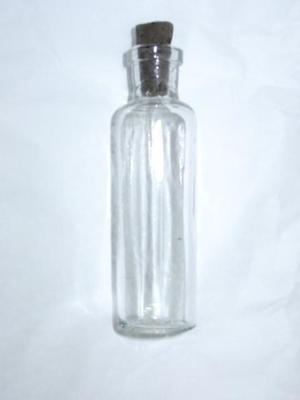 Bottle: Glass
