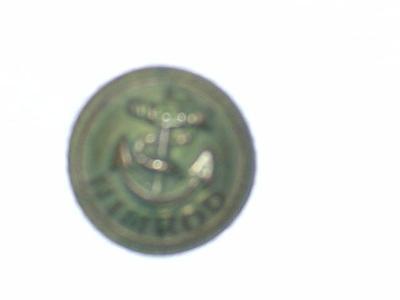 Button: Brass