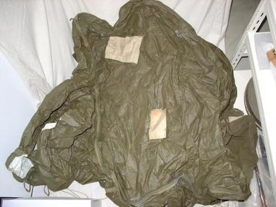 Tent: Green
