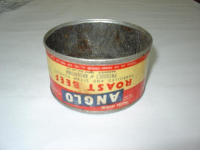 Tin: Roast Beef