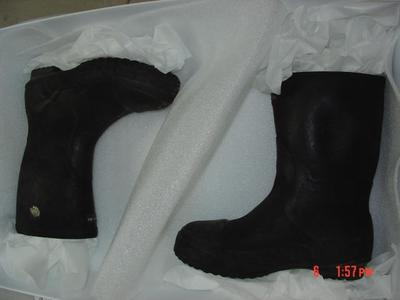 Boots: Rubber