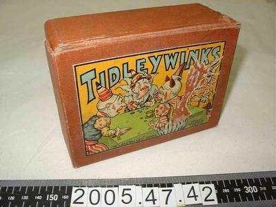Box: Tidleywinks