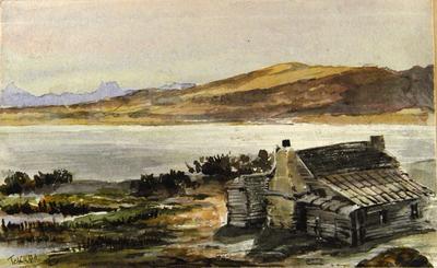 Painting: Tekapo