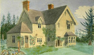 Painting: St James Parsonage