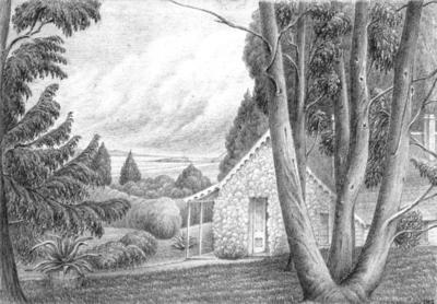 Drawing: Stoneyhurst