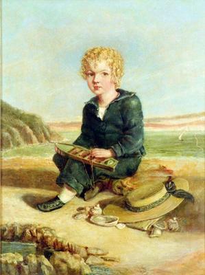 Painting: John Arthur Godley