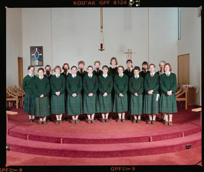 Negative: St Margaret's Student Group 1990