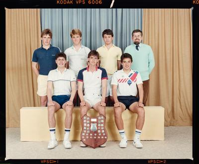 Negative: CBHS Tennis 1986