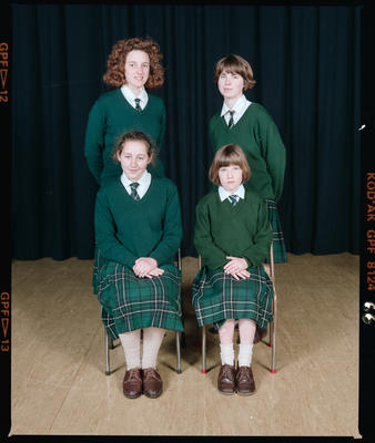 Negative: St Margaret's Student Group 1990