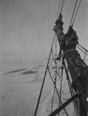 Photograph: Terra Nova's Bowsprit