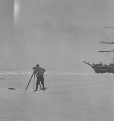 Photograph: Harry Pennell and Terra Nova
