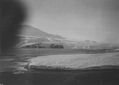 Photograph: Glacier Tongue