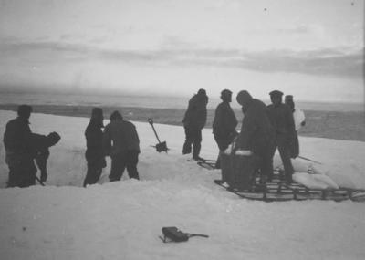 Photograph: Gathering Ice
