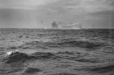 Photograph: Iceberg
