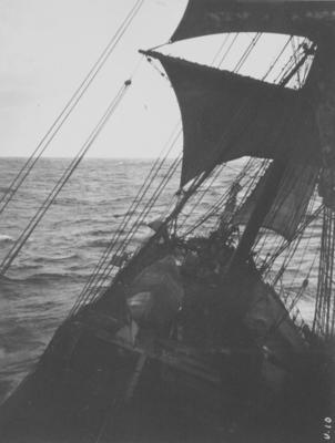 Photograph: Terra Nova's Deck
