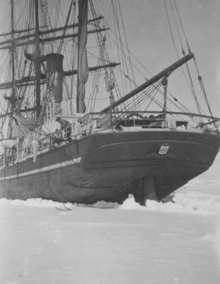 Photograph: Terra Nova's Stern