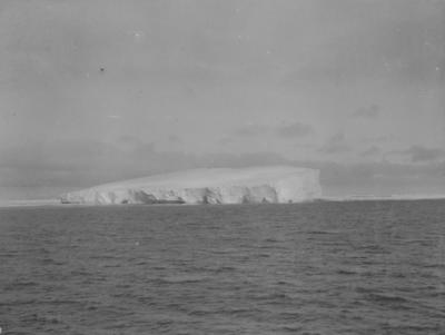Photograph: Iceberg at Edge of the Pack