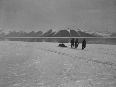 Photograph: Sledging Stores