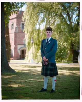 Negative: St Andrews College Mr Moore Prefect 1990