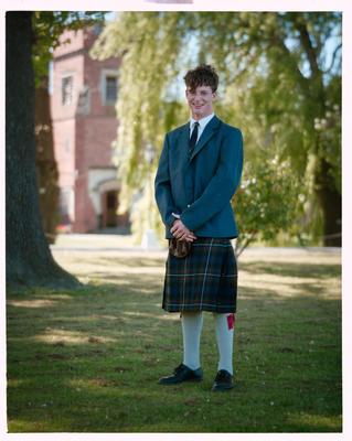 Negative: St Andrews College Mr Timbs Prefect 1990