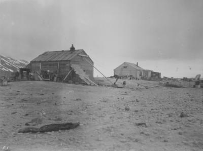 Photograph: Campbell's Hut