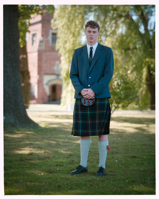 Negative: St Andrews College Mr Rowley Prefect 1990