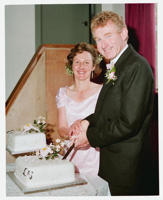 Negative: Robinson-Burnett Wedding