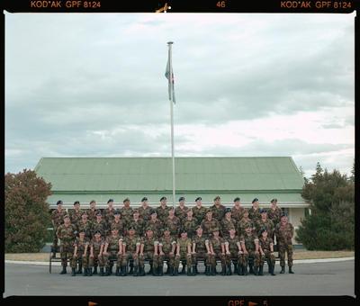 Negative: Burnham Camp Junior NCO Course 1991