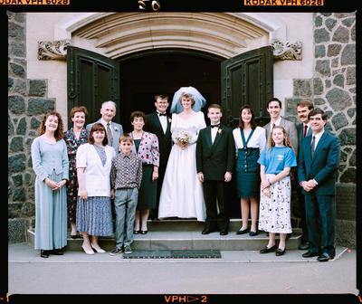 Negative: Boyle-McNeil Wedding