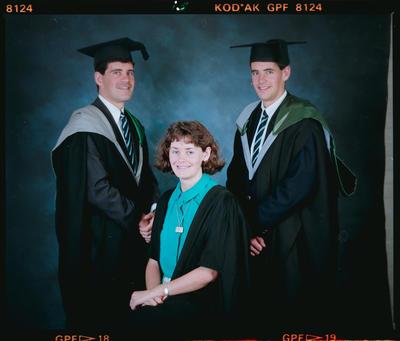 Negative Wells Graduates