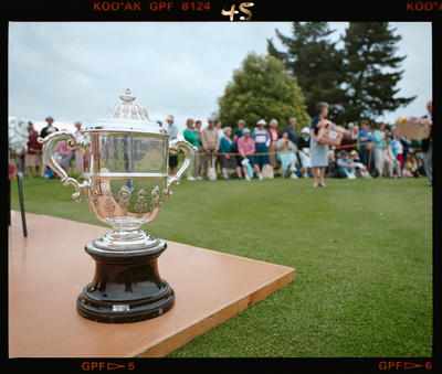 Negative: Trophy World Amateur Golf Championships 1990