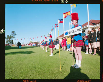 Negative: Marcher World Amateur Golf Championships 1990