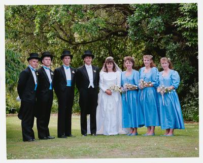 Negative: Mann-Van Der Plas Wedding