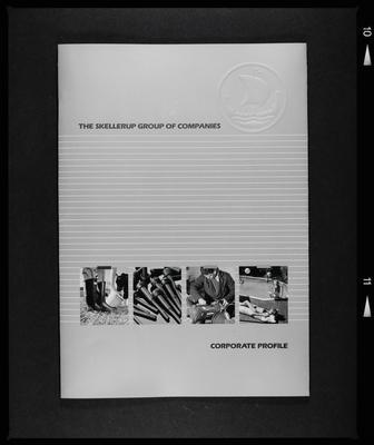 Negative: Skellerup Corporate Design Manual