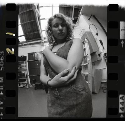Negative: Ruth In Studio