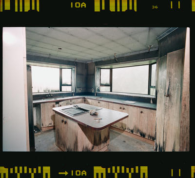 Negative: Burnt House Kitchen O'Loughlin Taylor And Spence