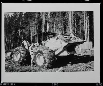 Negative: Forestry Machinery Copy