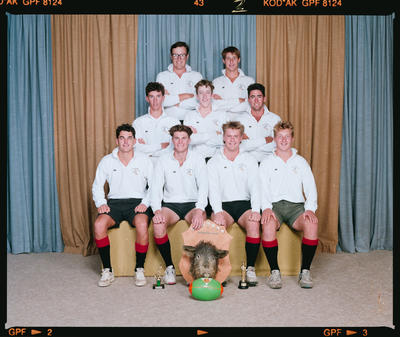 Negative: Rodgered Rats Rugby 1991