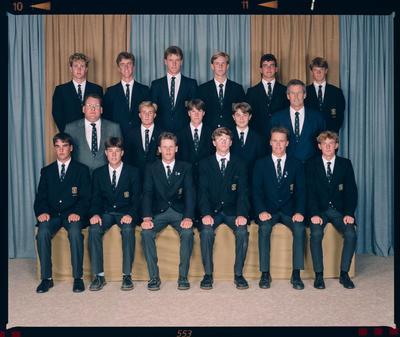 Negative: SBHS Japanese Tour Team 1991