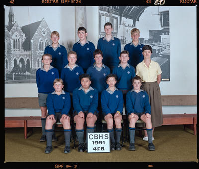 Negative: CBHS Form 4FB 1991