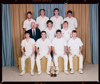 Negative: St Albans Cricket 3rd Grade 1991