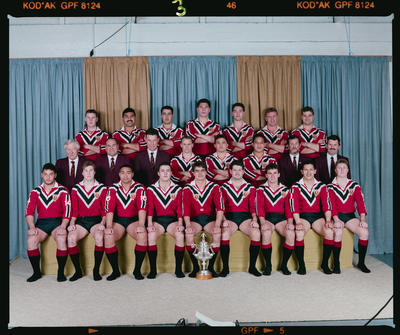 Negative: Canterbury Rugby League Premier Reps 1991