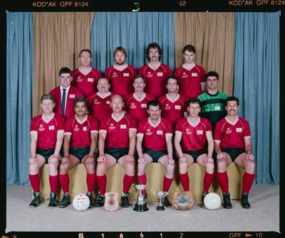 Negative: Western AFC 1990