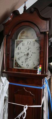 Long Case Clock: Grandfather
