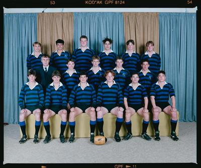 Negative: CBHS U16 Rugby 1991