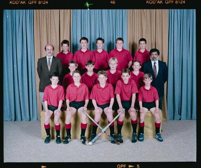 Negative: Canterbury Hatch Cup Team 1991