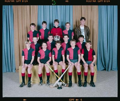 Negative: Canterbury Hockey Dev Squad 1991